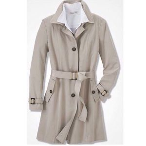 Coldwater Creek | Trench Coat
